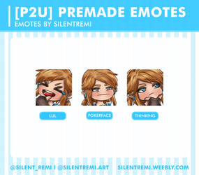 P2U Emotes - Link from Breath Of The Wild [BOTW]