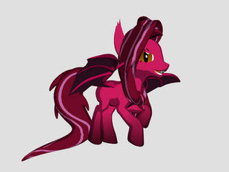 Cranberry Spritz TOON shade  (gift) by KUSHPRED4TOR