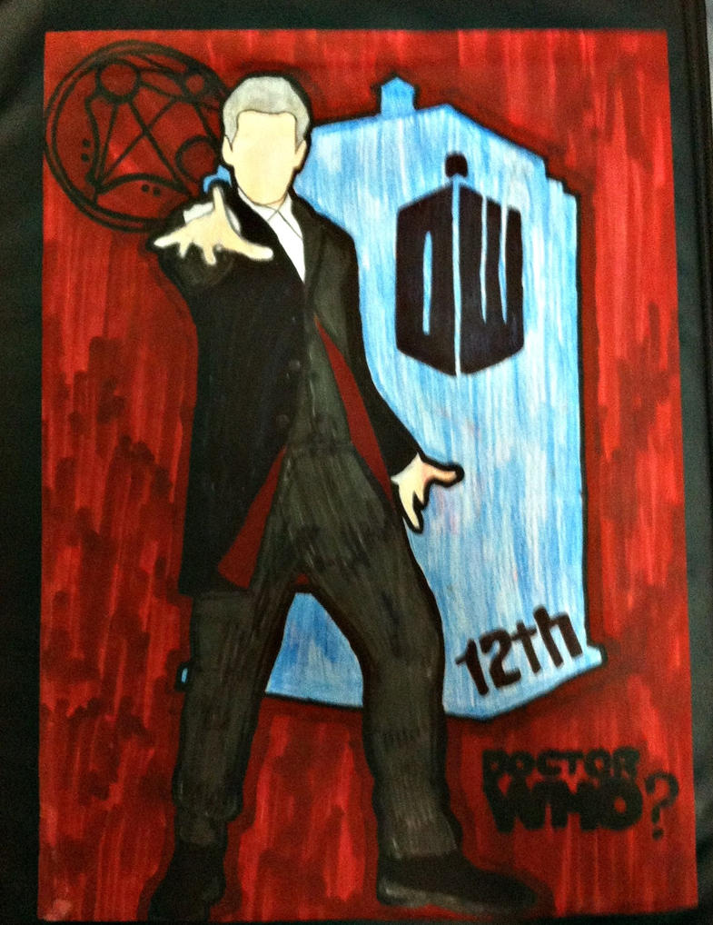 Doctor Who 12th (2) by Athaydes