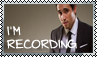 Im Recording Stamp by cutielou