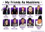 Facebook Tag: Musicians