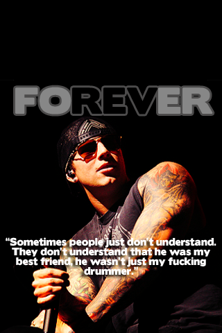 M Shadows Singing Wallpaper M  Shadows foREVer by cutielou