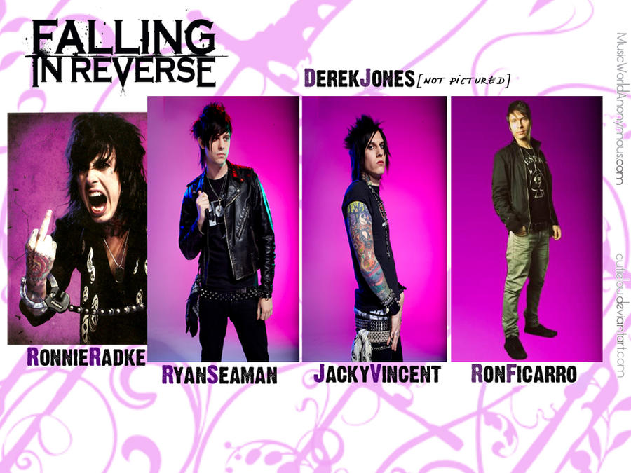 Falling In Reverse Wallpaper 2 By Cutielou