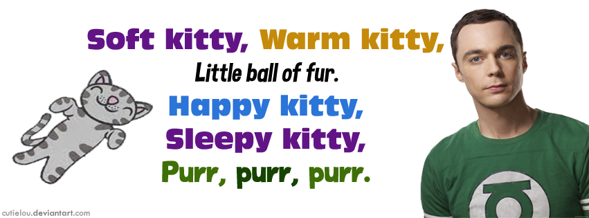 Soft Kitty Wallpaper