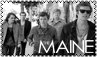 The Maine Stamp by cutielou