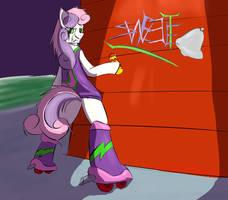 SweetieSkate by Exranion