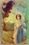 Empress Color by QuestingRaven