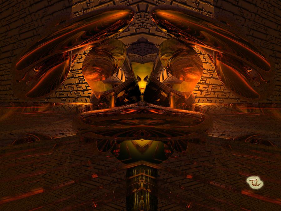 Alien Seance by Ocalapoolguy