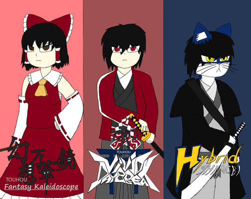 Story Saga (Touhou - Hybrid)