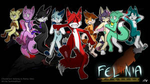 ~Felinia: Threats~ by SummahSun