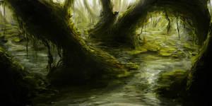 SPEEDPAINT - Swamp