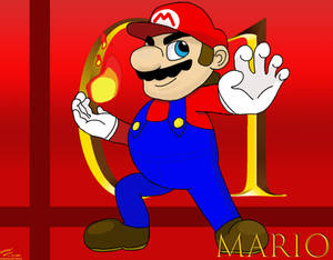 Super Smash Bros. Characters: Mario