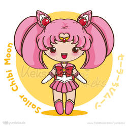 Sailor Chibi Moon - Vector Chibi