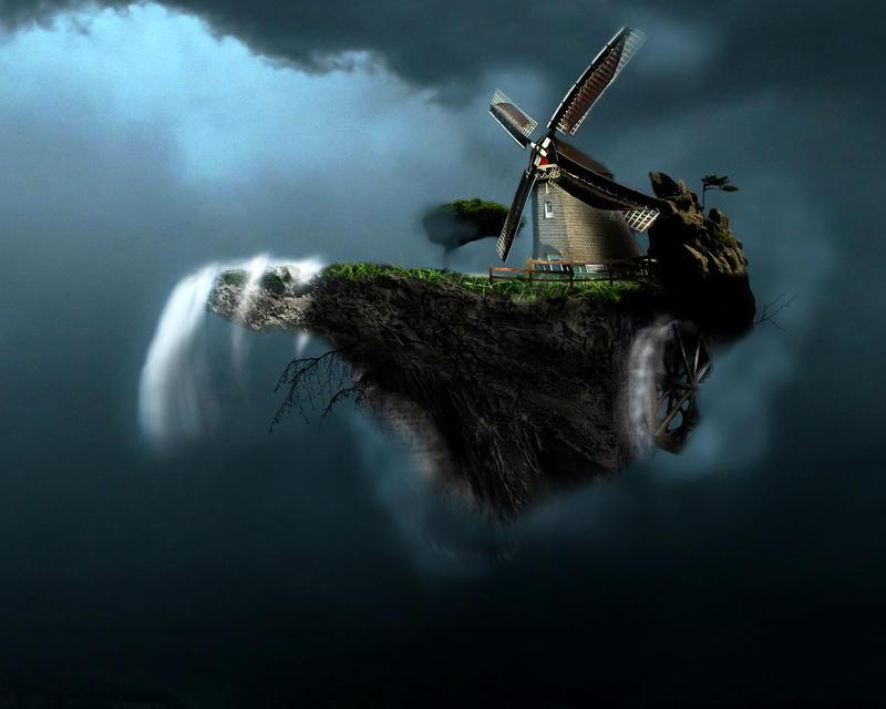 Sky Ship by ZaHawK