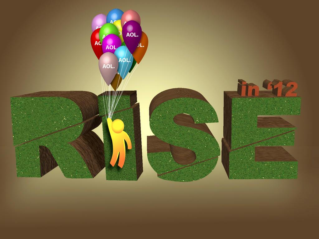 AOL Rise in 2012 Design by ZaHawK