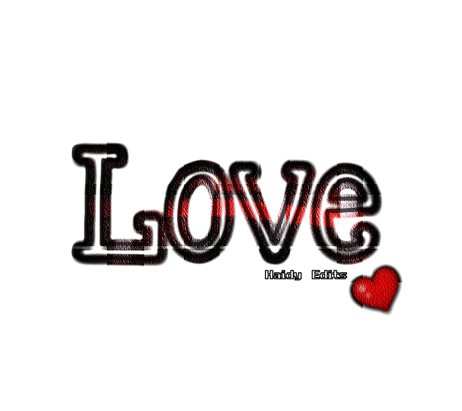 lOvE_TeXt PNG by HaidyMaher on DeviantArt