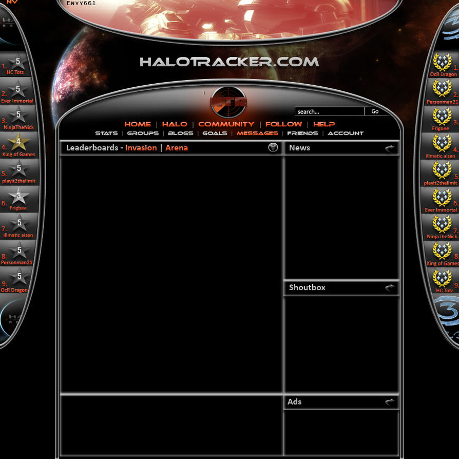 I do webpage designs HaloTracker_Webpage_Design_by_Envy661