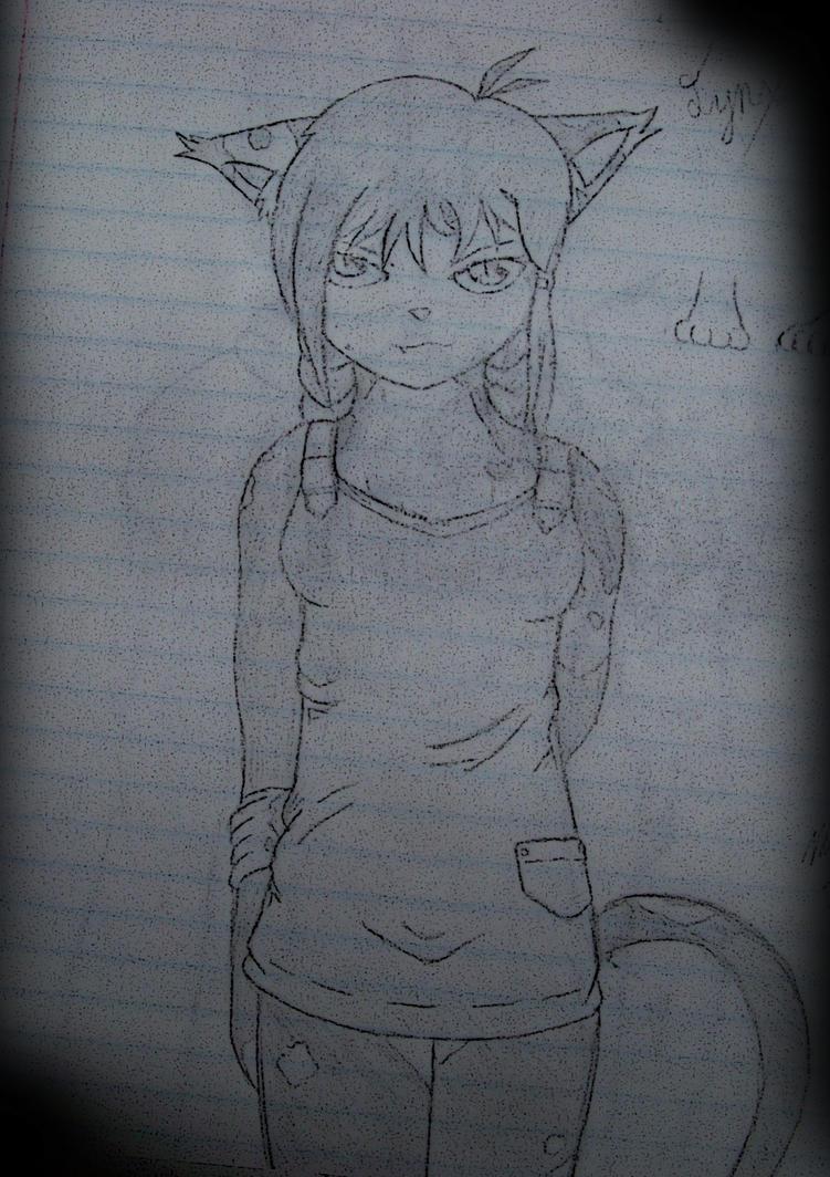 Envy Haz Drawz Lynx_by_envy661-d343q7q