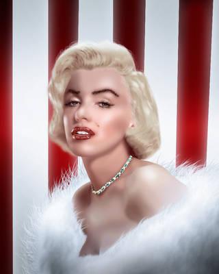 Vexel Marilyn Monroe by josdavi94