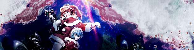 Evangelion Navidad! by josdavi94