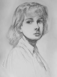Loomis Girl by josdavi94