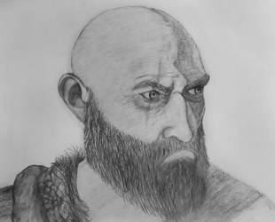 Kratos by josdavi94