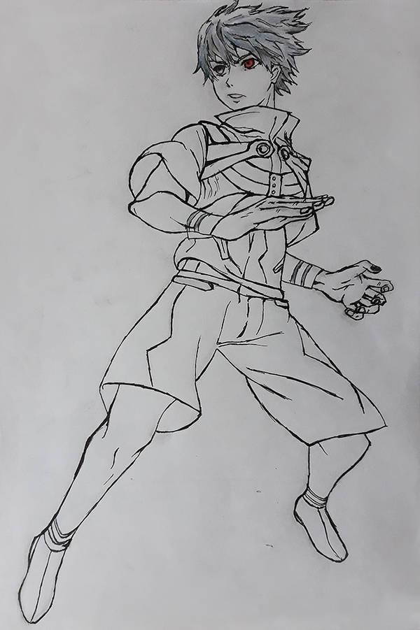 Kaneki II by josdavi94