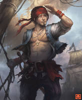 Norman The Pirate