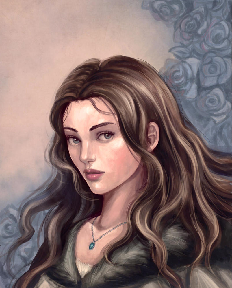 Lyanna Stark by Dreambeing