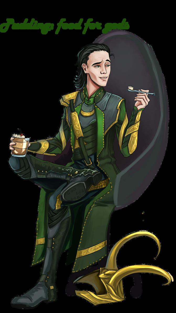 What Is Loki S Favorite Food