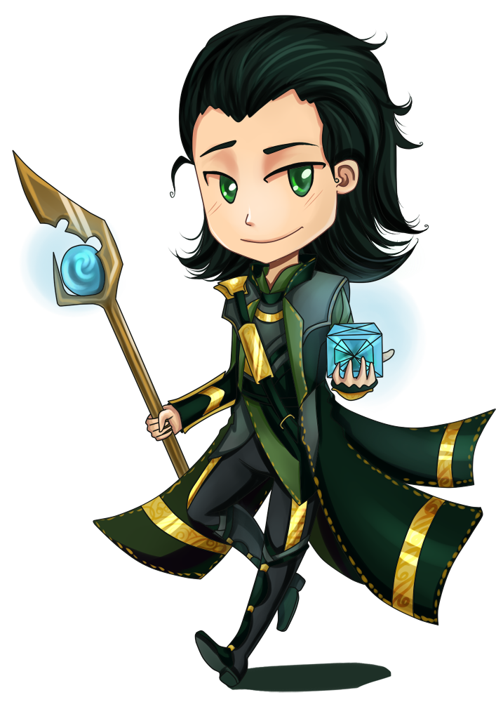 Loki: Looking for this? by Dreambeing on DeviantArt