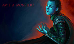 Loki: Am I a monster? by Dreambeing