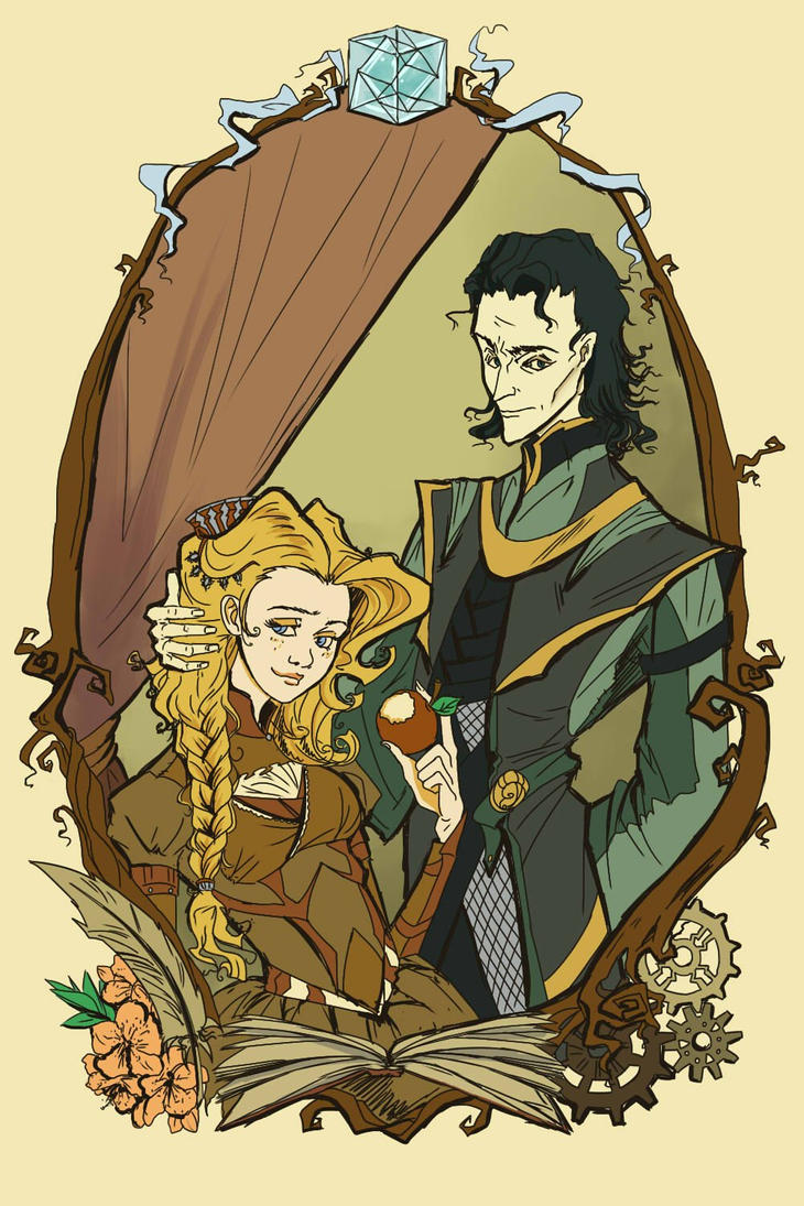 Sigyn, a Thor Fanfic  Interview with MmsMcmillen - Loki's Army