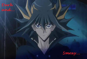 Yusei - dark and smexy by EmmaBlueEyes