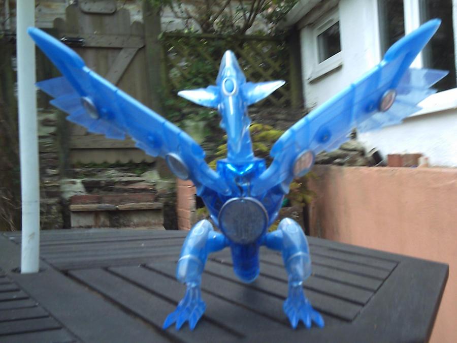 Yugioh blue eyes ultimate dragon toy