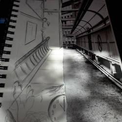 Strange passage