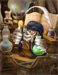 owl alchemist