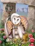 owl druid
