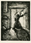 The Doctor is In-Aquatint
