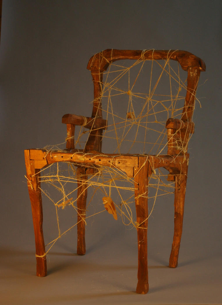 Spirit Chair by matthias-corvidae