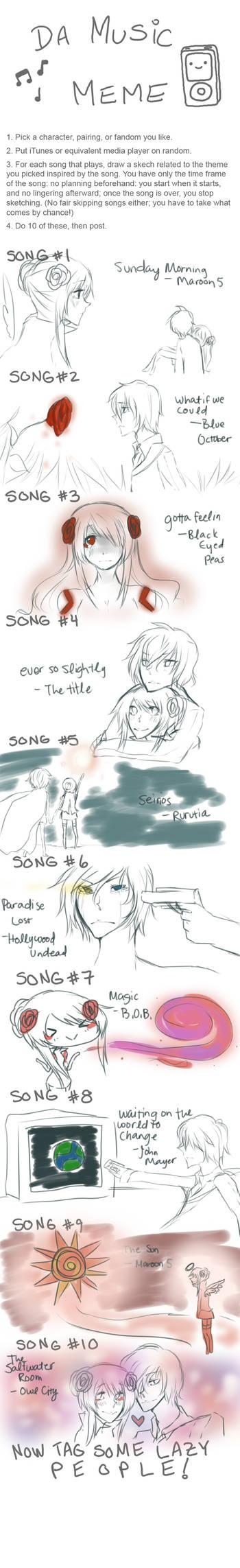 RoyalFlush - DA Music Meme