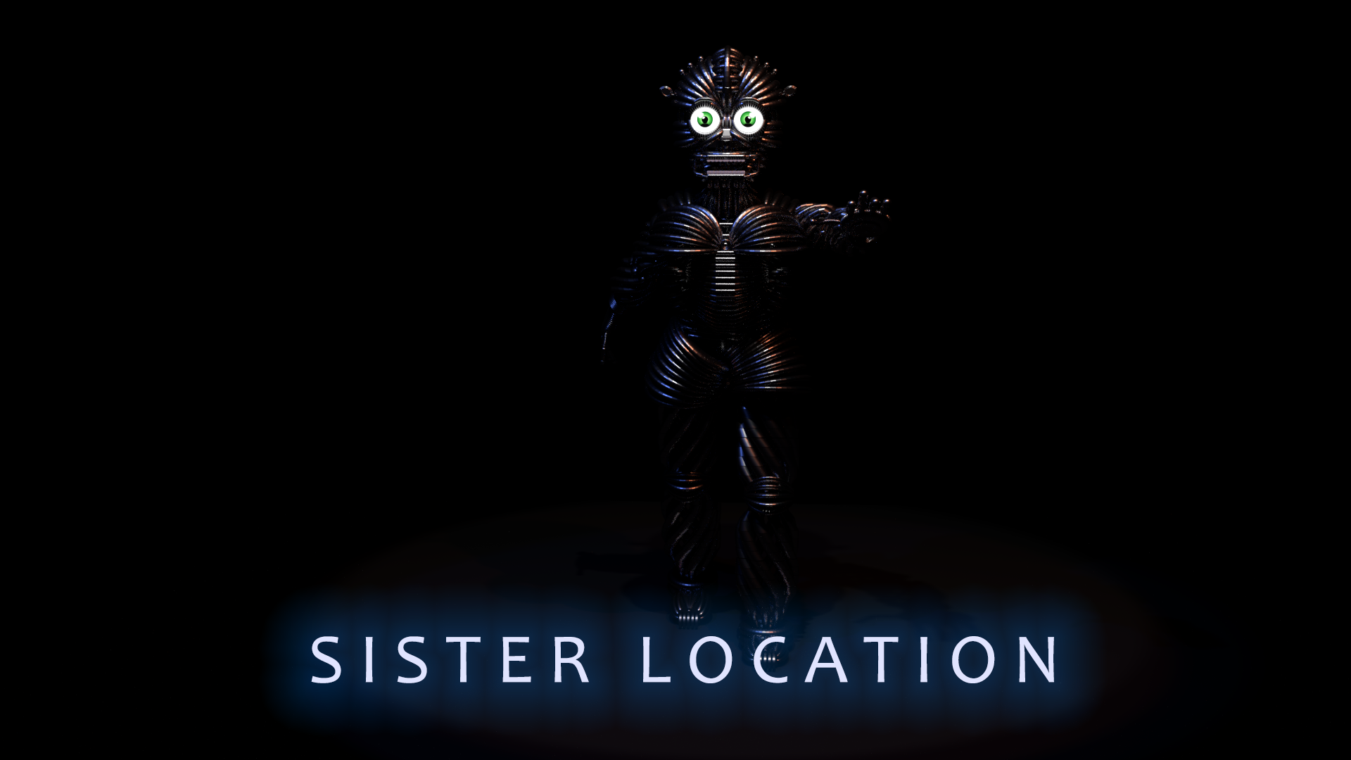 how to draw fnaf sister location