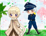 Russia and Prussia