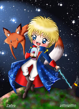 +The Little Prince and The Fox+