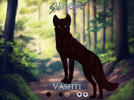 Svajone | Vashti by Hraeth