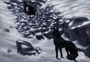 Icebound. by Hraeth