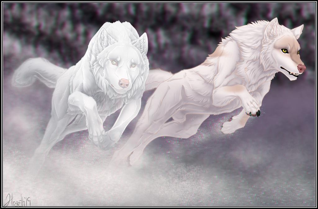 Snowblind. by Hraeth