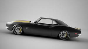 68 Camaro WIP