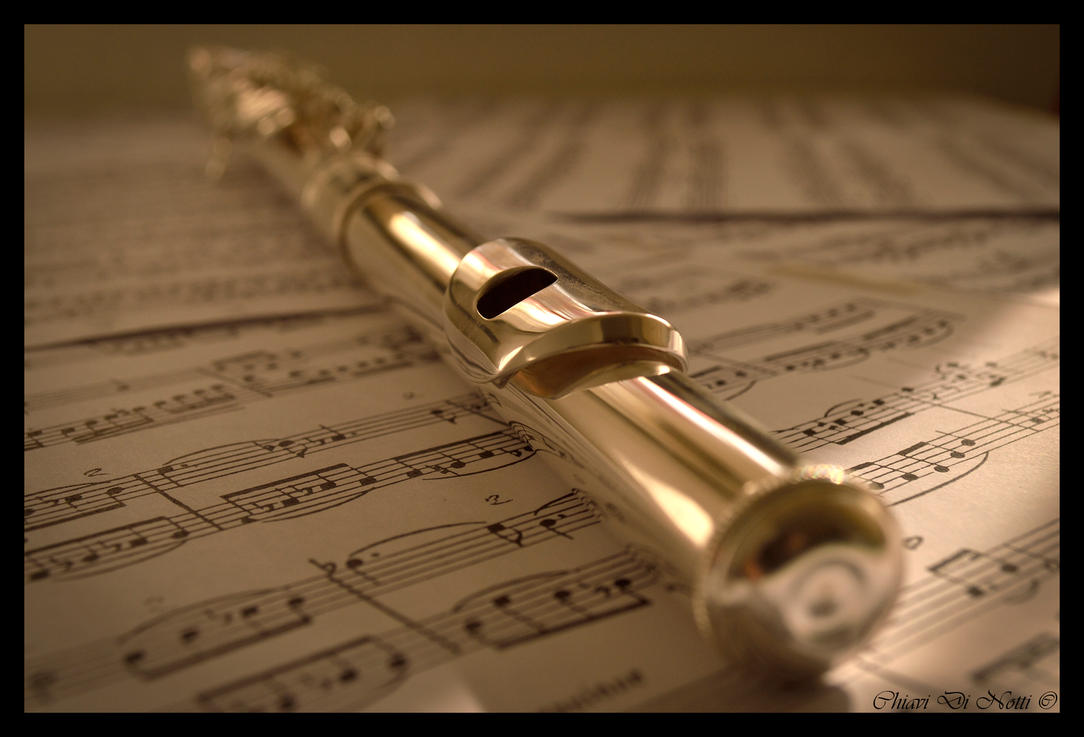 Flute by ChiaviDiNotti