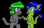Jex and Reta